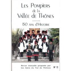11 - Les pompiers de la Vallée de Thônes, 150 ans d'Histoire