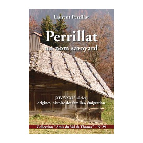 29 - Perrillat, un nom savoyard