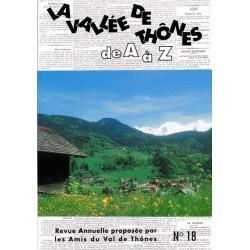 18 - La Vallée de Thônes de A à Z
