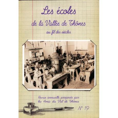 19 - Les écoles de la Vallée de Thônes au fil des siècles