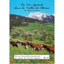 17 - La vie agricole dans la Vallée de Thônes