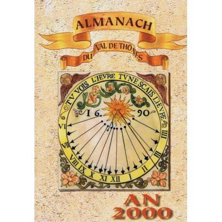 n°23 Almanach du Val de Thônes, an 2000