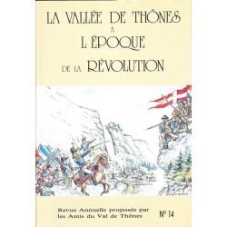 14 - La Vallée de Thônes à l'époque de la Révolution