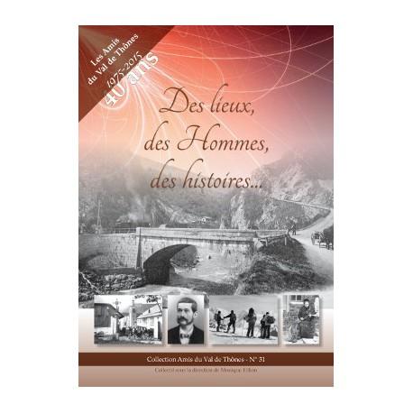 31 - Des lieux, des Hommes, des histoires...